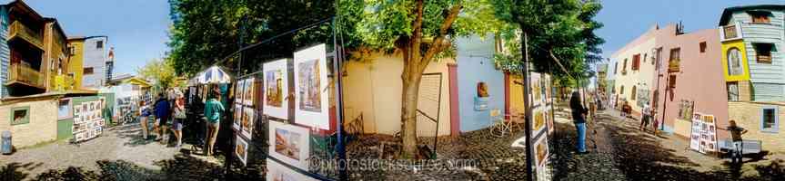 Caminito Street Artists