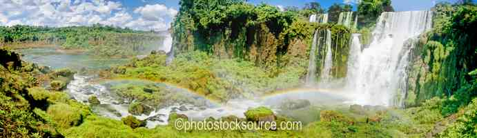 Salto Bossetti Rainbows