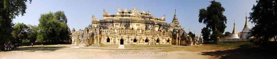 Aungmye Bonzan Monastery