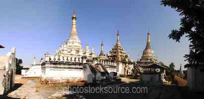 Htilaingshin Paya Pagoda