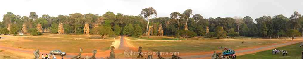 Prasat Sour Prat Towers