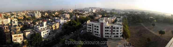 Jaipur Rooftops