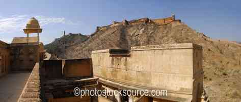 Jaigarh Fort from Amber Fort