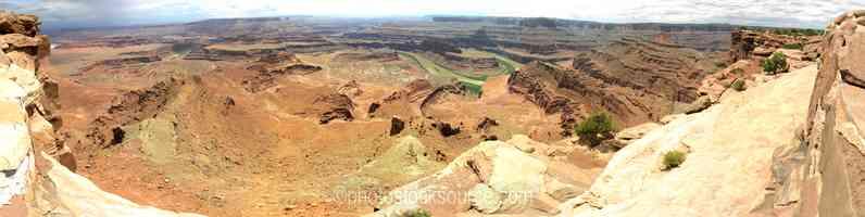 Dead Horse Point Overlook