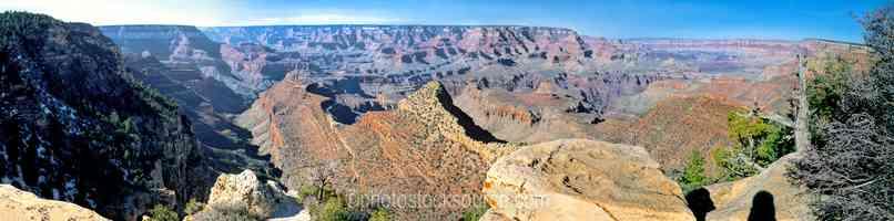 Grand Canyon at Grandview