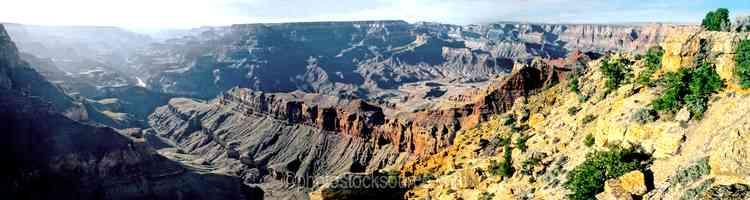 Grand Canyon at Papago Point
