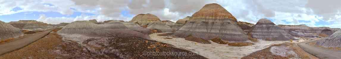 Layers at Blue Mesa Trail