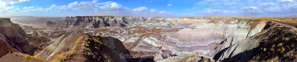 Blue Mesa Trail Viewpoint