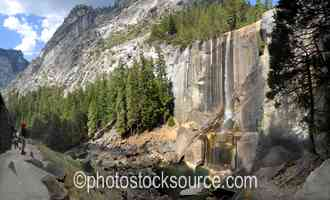 Vernal Falls Canyon