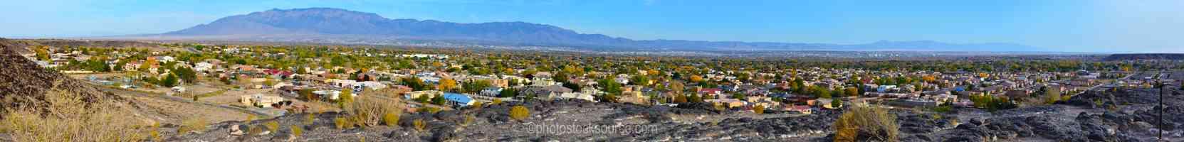 Albuquerque Sandia Mountains
