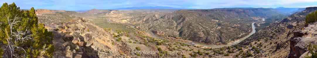 Rio Grande White Rock Overlook