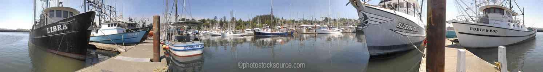 Newport Fishing Boats