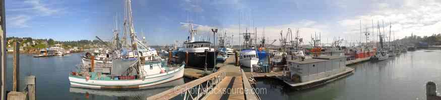 Newport Harbor Docks