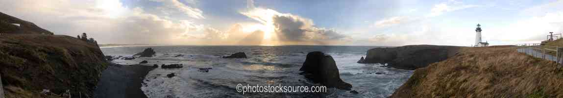 Yaquina Head Sunset