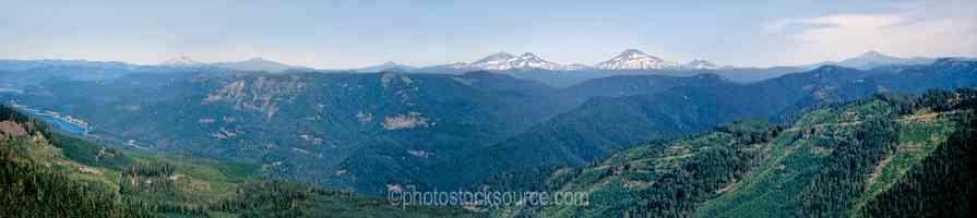 Three Sisters Indian Ridge