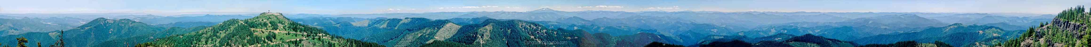 Fairfield Peak, Bohemia Mt.