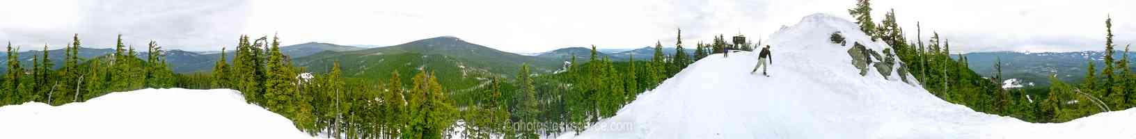 Willamette Pass Eagle Peak