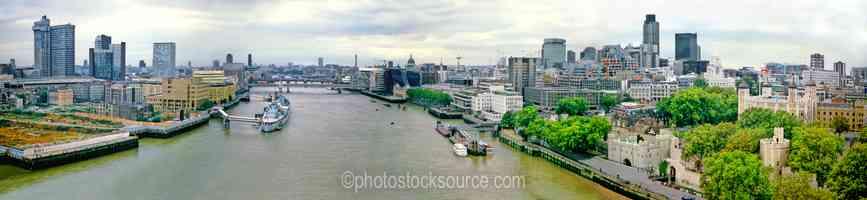 From Tower Bridge