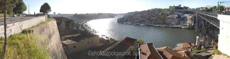 Oporto From Bridge