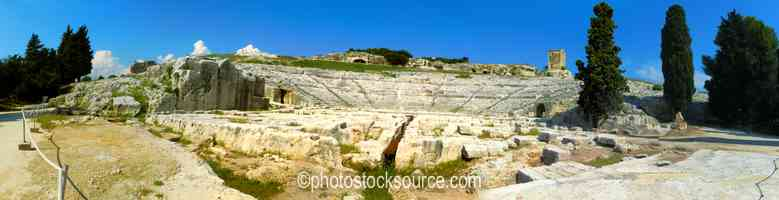 Greek Theatre of Syracuse