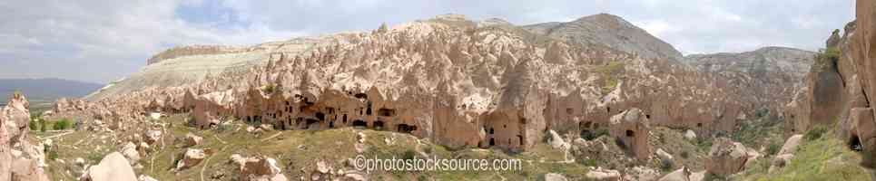 Canyon Cliff Dwellings
