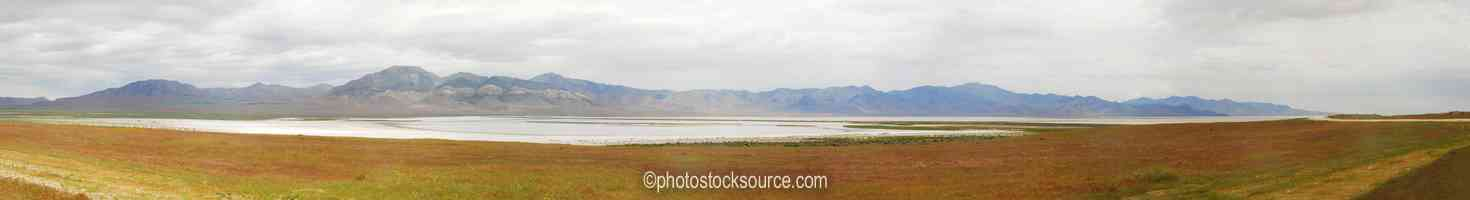 Salt Lake Rozel Bay