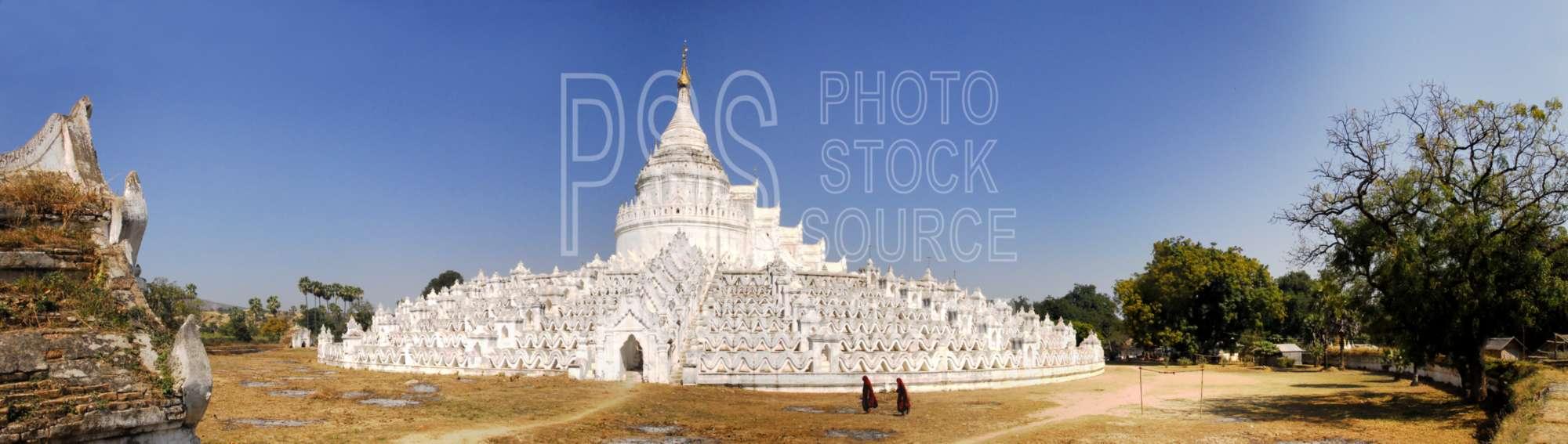 Hsinbhyumae Pagoda