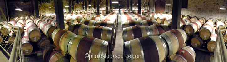 Hess Winery Wine Celler