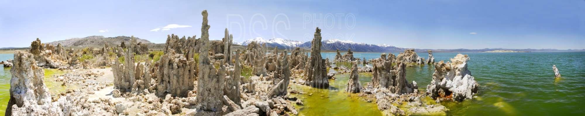 Mono Lake Tufa Spires