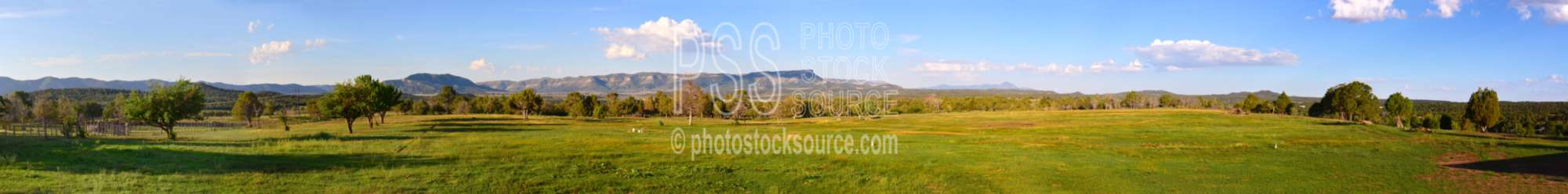 Mesa Verde Sleeping Ute Mt.