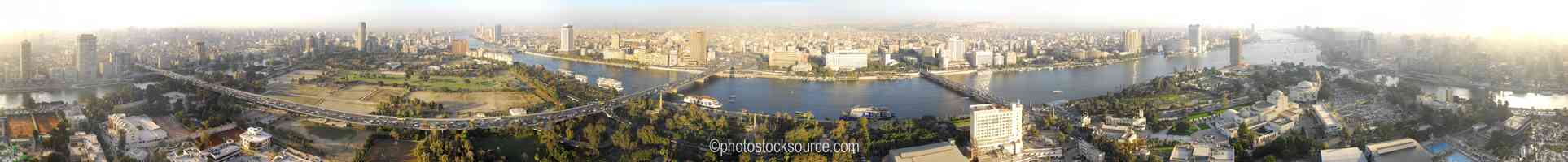 From Cairo Tower