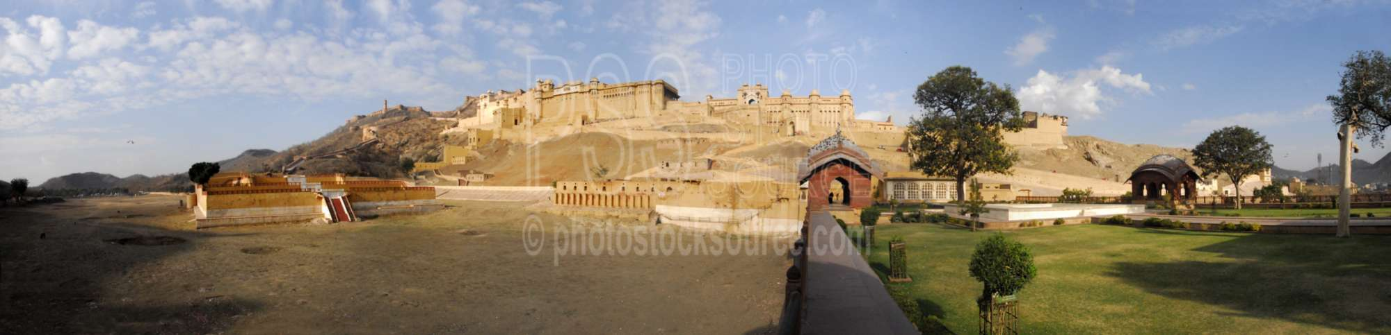 Amber Fort Sun Gate