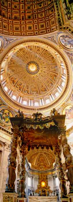 Dome of St Peter's Basilica