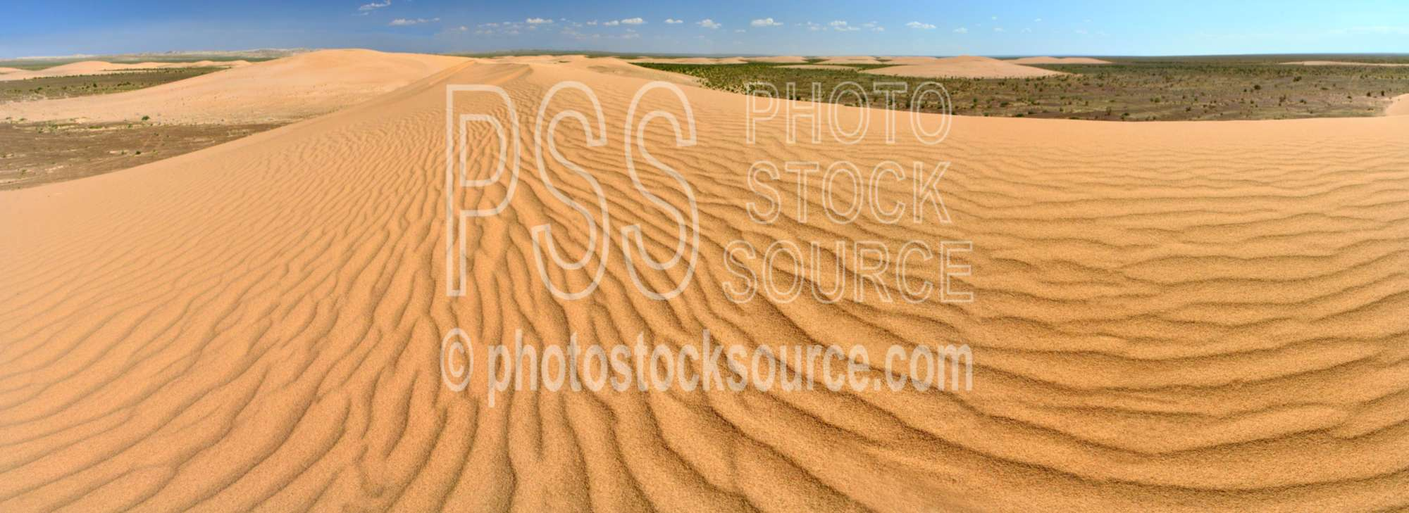 Khongoryn Els Sand Dunes