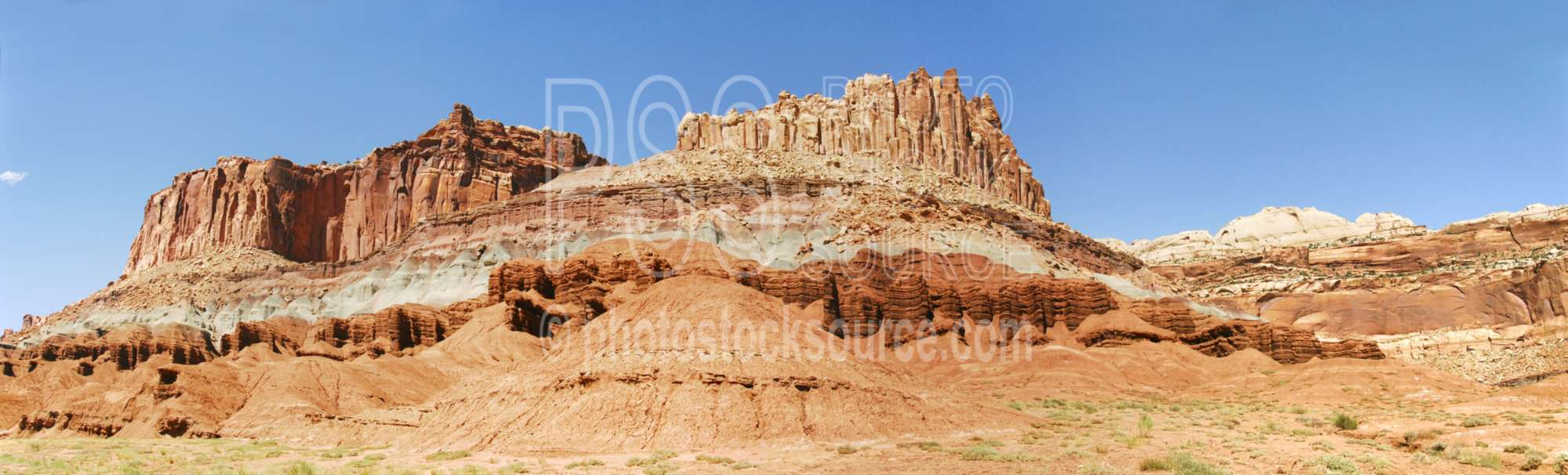 The Castle Capitol Reef