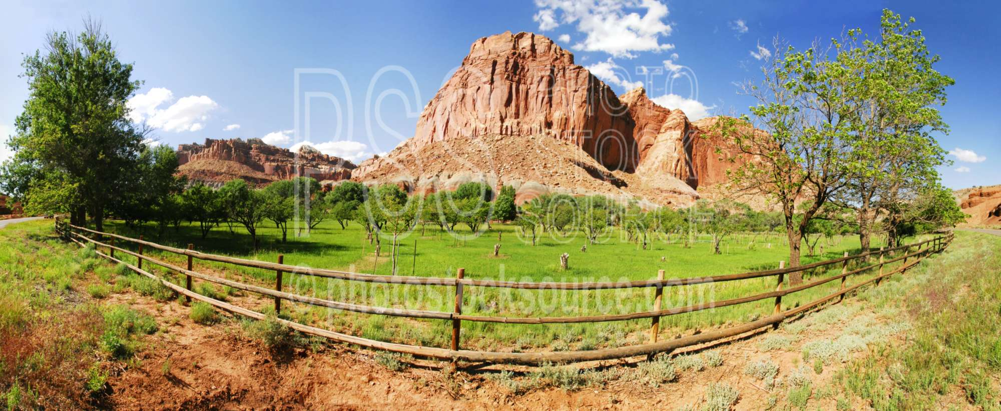 Fruita Orchards and Rocks