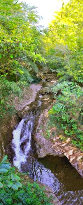 Pipiwai Trail Waterfalls