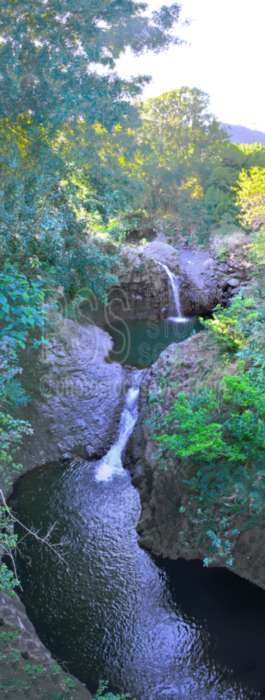 Pipiwai Trail Waterfalls