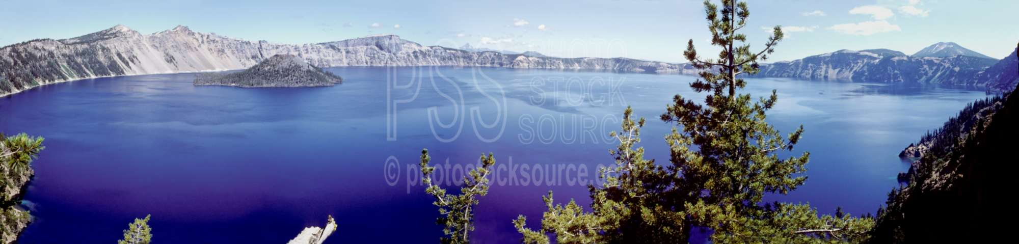 Crater Lake, Wizard Island