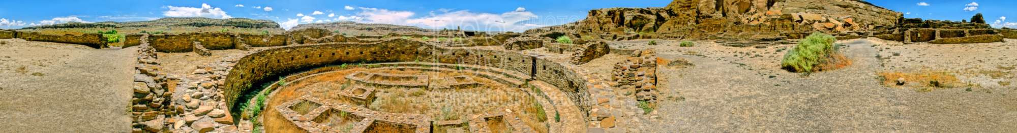 Pueblo Bonita Kiva