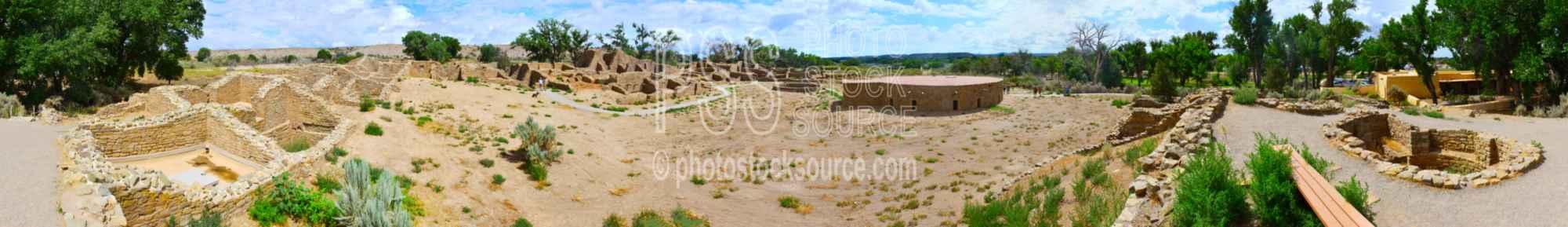 Aztec Ruins Great Kivas