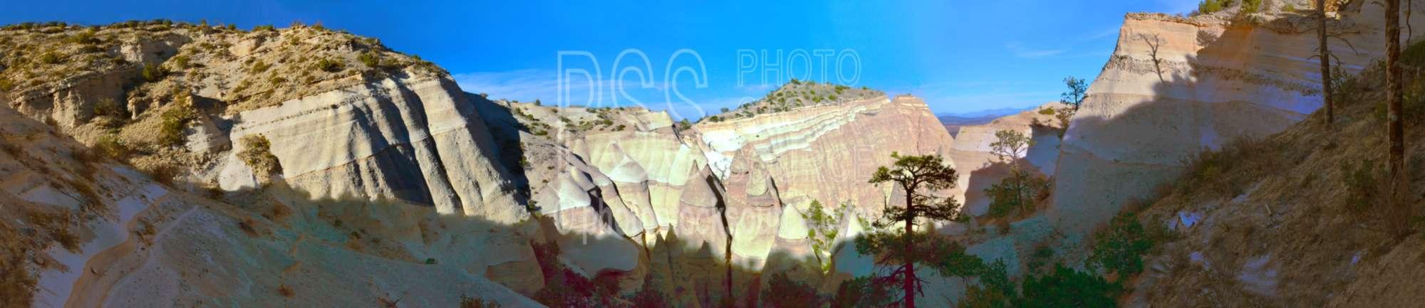Tent Rocks Spires