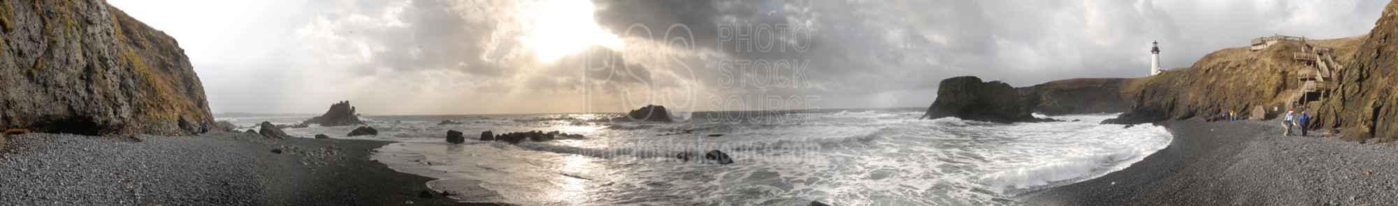 Yaquina Head Beach