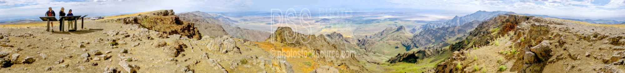 Steens Mt. Rim Viewpoint