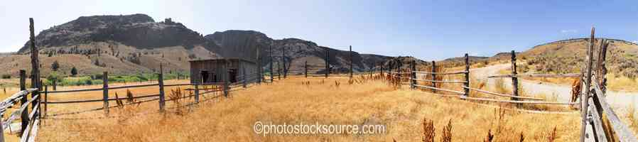 Three Forks Corral