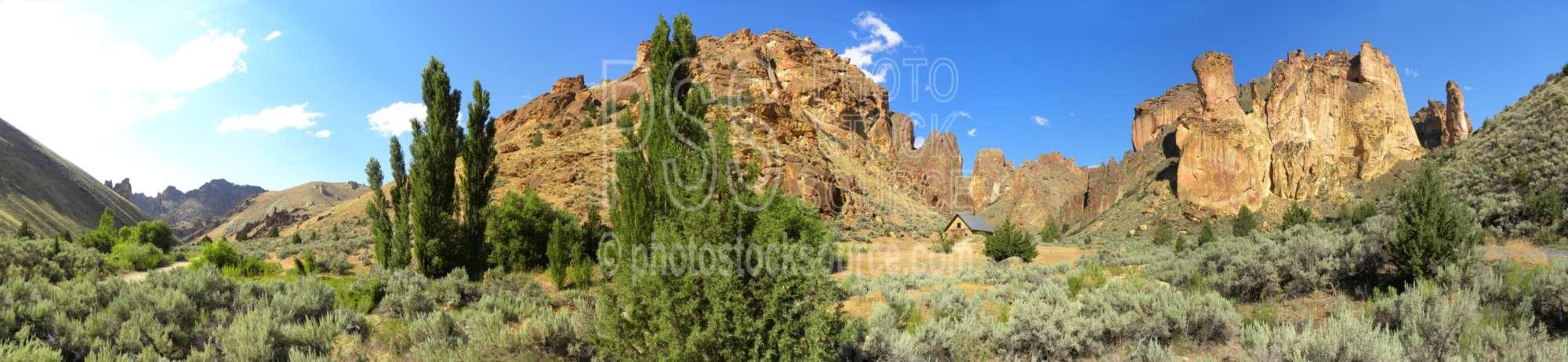 Leslie Gulch Rocks