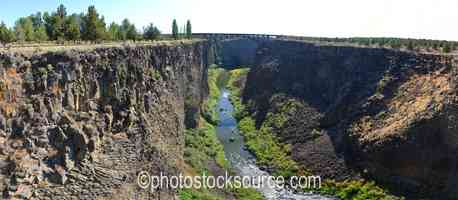Crooked River Railway Bridge