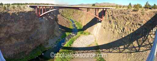 Crooked River Highway Bridge