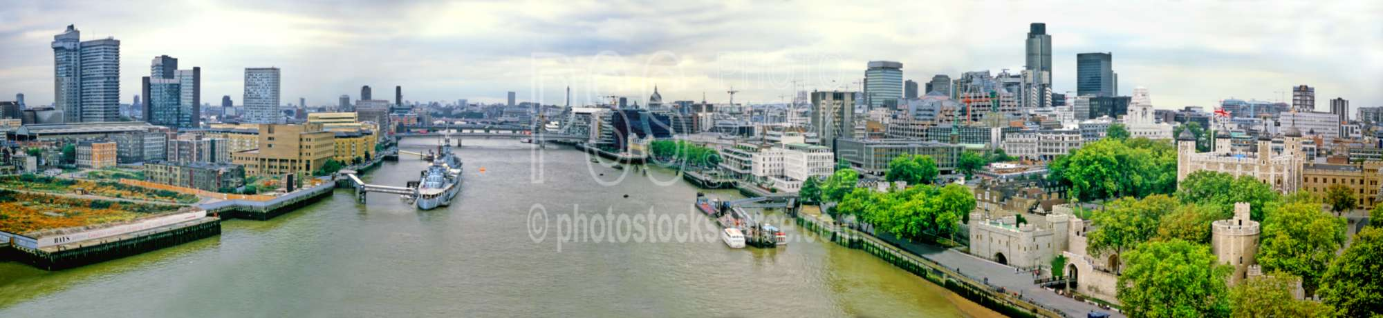From Tower Bridge