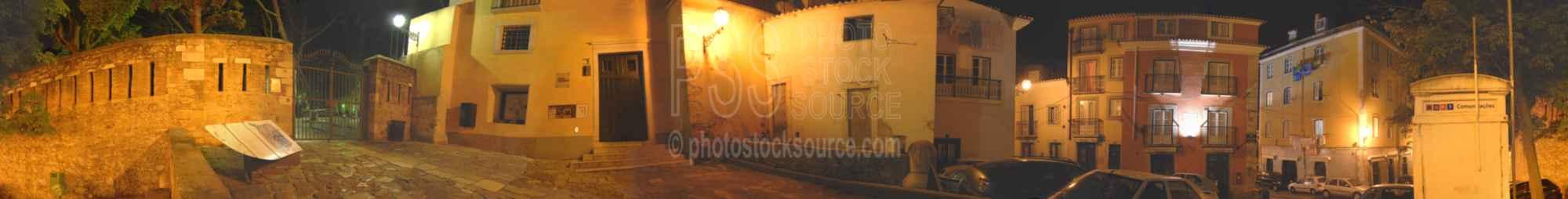 Gates of Castelo Sao Jorge